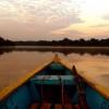 Łódka na Amazonce /Fot. Flickr – lcrf/