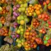 Targ owocowy w Leticii