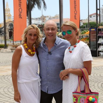 Kolumbia Travel i największy autorytet kolumbijskiej gastronomii Jorge Rausch
