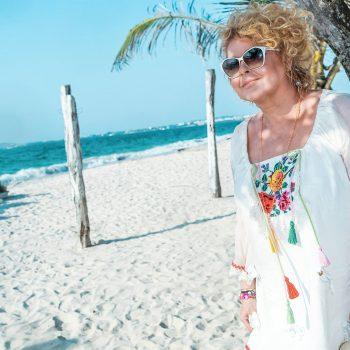 Pani Magda Gessler na wyspie