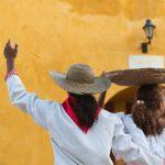 Tradycyjne, karaibskie stroje
